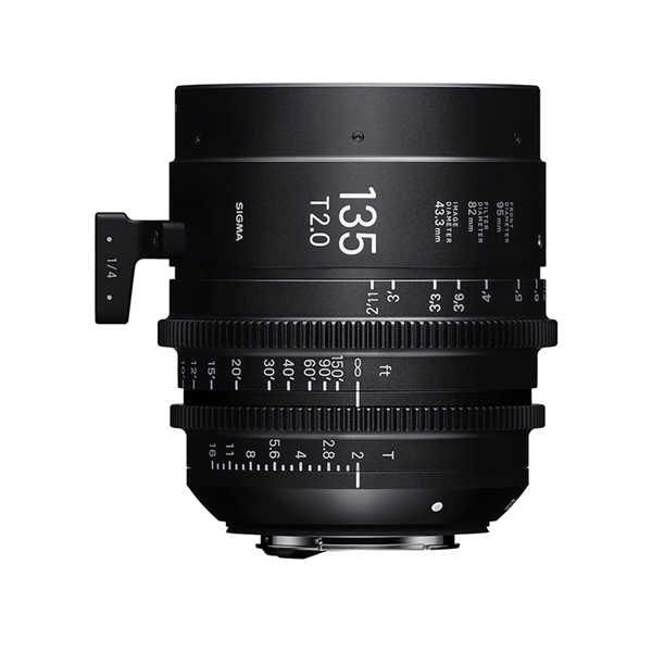135mm T2 FF / Sony E-mount
