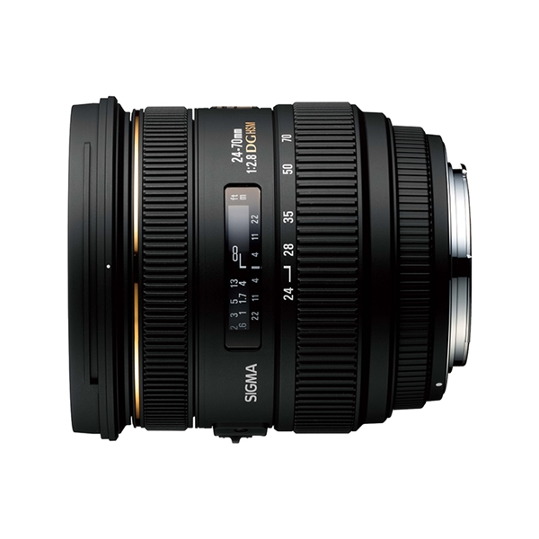 24-70mm F2.8 IF EX DG HSM / Sony A-mount