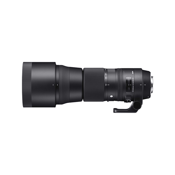 150-600mm F5-6.3 DG OS HSM | Contemporary / SIGMA SA mount