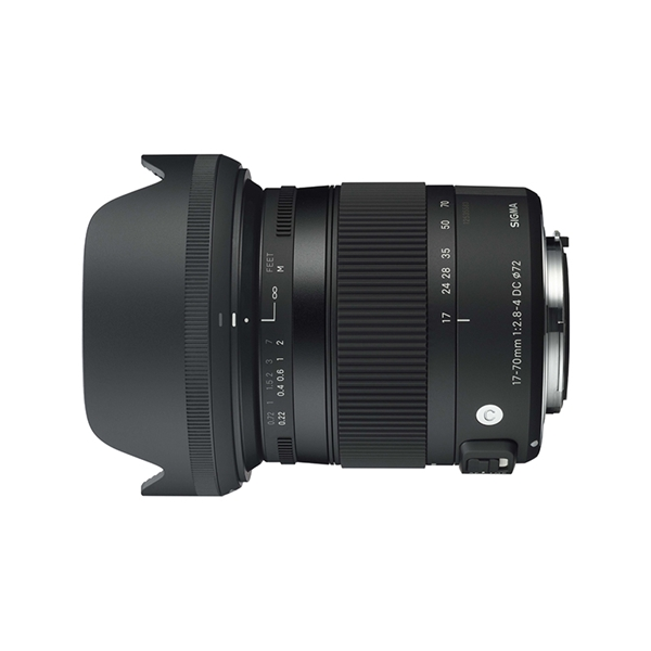 17-70mm F2.8-4 DC MACRO OS HSM | Contemporary / CANON EF mount