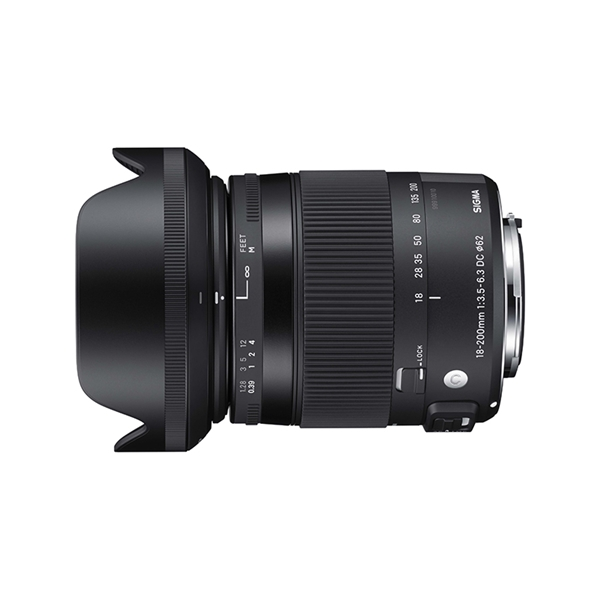 18-200mm F3.5-6.3 DC MACRO OS HSM | Contemporary / CANON EF mount