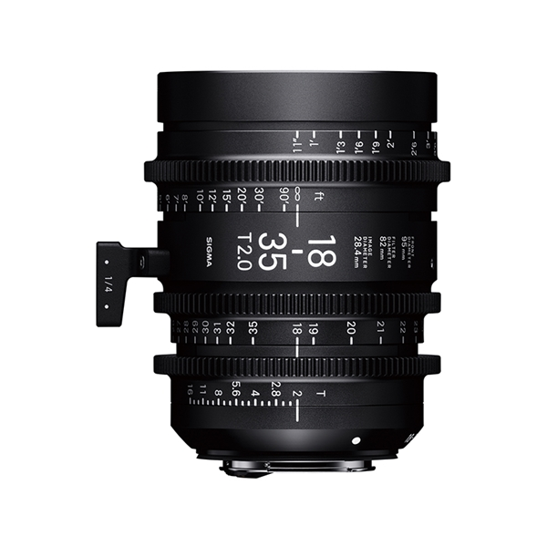 18-35mm T2 FL / CANON EF mount (METRIC)