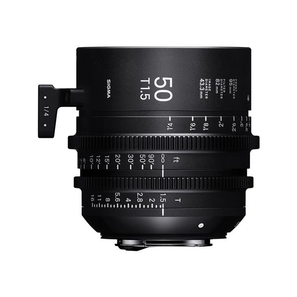 50mm T1.5 FF / PL mount (METRIC)