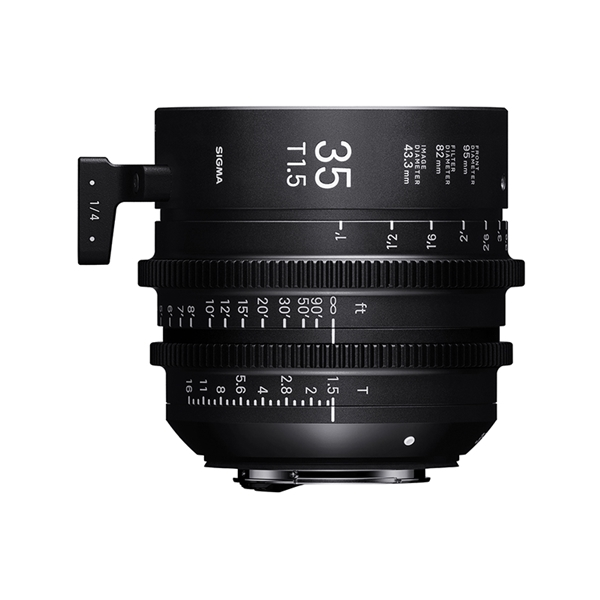 35mm T1.5 FF / CANON EF mount (METRIC)