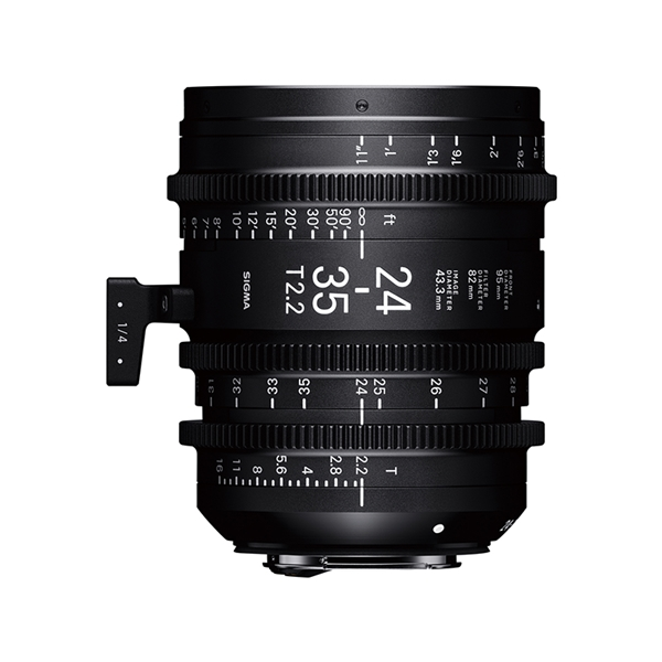 24-35mm T2.2 FF FL / CANON EF mount (METRIC)