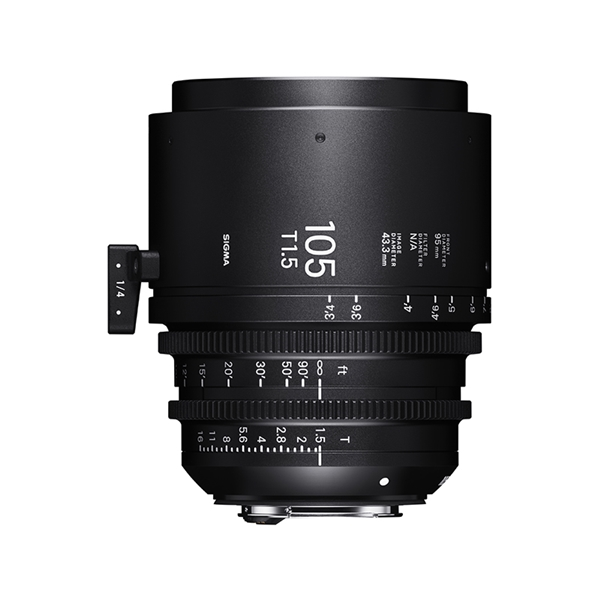 105mm T1.5 FF FL / CANON EF mount (METRIC)