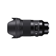 40mm F1.4 DG HSM | Art / L-mount