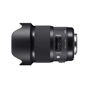 20mm F1.4 DG HSM | Art / SIGMA SA mount