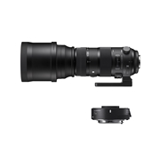 150-600mm F5-6.3 DG OS HSM | Sports + TC-1401 / SIGMA SA mount