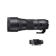 150-600mm F5-6.3 DG OS HSM | Conyemporary + TC-1401 / SIGMA SA mount