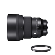 85mm F1.4 DG DN | Art / Sony E-mount + WR PROTECTOR 77mm