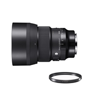 85mm F1.4 DG DN | Art / L-mount + WR PROTECTOR 77mm