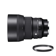 85mm F1.4 DG DN | Art / L-mount + WR CERAMIC PROTECTOR 77mm